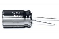 ELEKTROLYYTTIKOND. 2200µF 50V 16x32mm