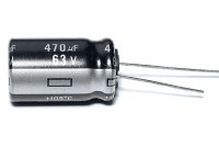 ELECTROLYTIC CAPACITOR 22µF 16V 5x8mm