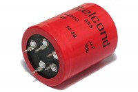 ELECTROLYTIC CAPACITOR 85°C 22000UF 40V 40x50mm Snap-in