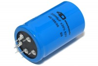 ELECTROLYTIC CAPACITOR 85°C 22000UF 63V 40x97mm Snap-in