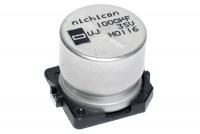 SMD ELECTROLYTIC CAPACITOR 100UF 16V Ø6.3mm