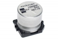 SMD ELECTROLYTIC CAPACITOR 10µF 35V ؘ5mm
