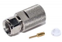 F CONNECTOR FOR ؘ9,3mm CABLE