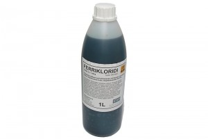 PCB COPPER ETCHANT Ferric Chloride (1 ltr bottle)