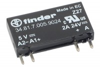 SOLID STATE RELAY 2A 24VDC (SPST-NO)