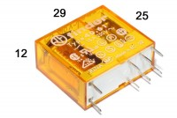 PCB RELAY SPDT 16A 230VAC