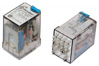 POWER RELAY QPDT 7A 24VDC