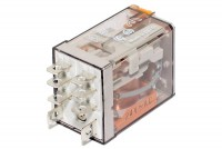 POWER RELAY DPDT 12A 24VAC