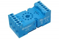 ROUND RELAY SOCKET DIN-RAIL JQX-10FH-RELAYS