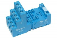 RELAY SOCKET DIN-RAIL FINDER 62.33-RELAYS