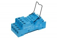 RELAY SOCKET DIN-RAIL FINDER 55.34-RELAYS