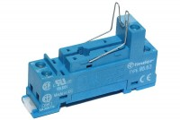 RELAY SOCKET DIN-RAIL FINDER 40/41-RELAYS