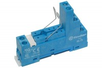 RELAY SOCKET DIN-RAIL FINDER 40-RELAYS (8-pin)