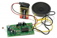 HOBBY KIT FK501, INTRUDER ALARM