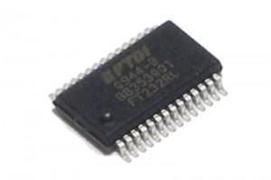 INTEGRATED CIRCUIT RS232 FT232RL (USB UART)