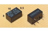 MINIATURE RELAY SPDT 2A 24VDC