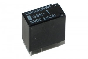 AUTO RELAY 12V 30A SPDT (1 FORM C)