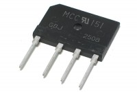 DIODE BRIDGE 25A 800V
