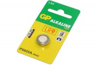 ALKALINE COIN BATTERY 1,5V (LR9)