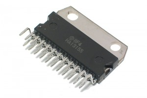 INTEGRATED CIRCUIT AUDIO HA13155