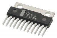 INTEGRATED CIRCUIT AUDIO HA1396