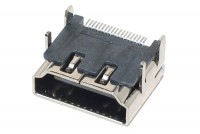 HDMI FEMALE SOCKET SMD