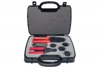 HEX CRIMPING TOOL KIT