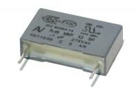 FILTER CAPACITOR 100nF 275V~X2 R15