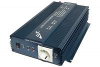 INVERTTERI 1000W 12VDC 230VAC SINIAALTO