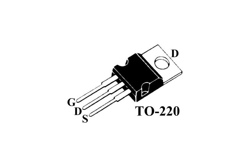 n-kanava fet 30v 210a 230w 2 3mohm to220