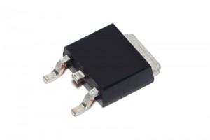N-CHN FET 100V 9,4A 48W 210mohm TO252