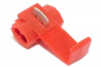 TAP-OFF CONNECTOR RED