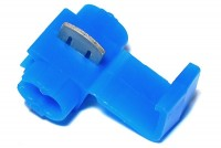 TAP-OFF CONNECTOR BLUE