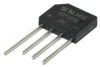 DIODE BRIDGE 3A 600V