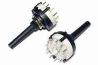 ROTARY SWITCH 4-POLE 3-POSITION