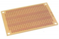 PERTINAX STRIPBOARD MIXED-PAD 46x73mm