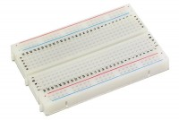 PROTOTYPING BREADBOARD 1+2 SHORT