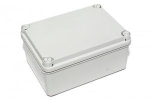 WATERPROOF PLASTIC ENCLOSURE 76x116x162mm