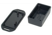 HAMMOND BLACK PLASTIC BOX 20x35x60mm