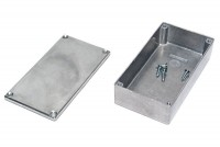 DIE CAST ALUMINUM ENCLOSURE 31x60x111mm
