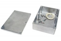 DIE CAST ALUMINUM ENCLOSURE 55x121x171mm