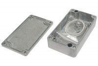 DIE CAST ALUMINUM ENCLOSURE 115x65x30mm