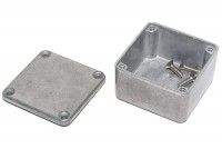 DIE CAST ALUMINUM ENCLOSURE 32x51x51mm