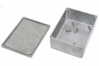 DIE CAST ALUMINUM ENCLOSURE 45x82x111mm