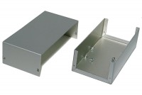 ALUMINUM ENCLOSURE 43x72x143mm