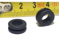 RUBBER CABLE GROMMET 10/8mm