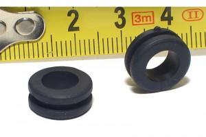 RUBBER CABLE GROMMET 10/8mm