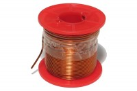 LACQUER INSULATED COPPER WIRE ؘ1,0mm 250g ROLL