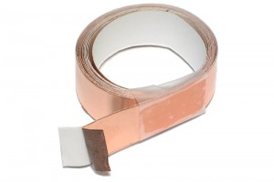 COPPER TAPE 12mm x 1m