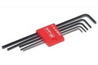 HEX TOOL SET 0,7-2,0mm